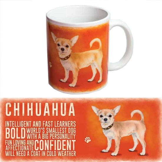 Koffie mok Chihuahua