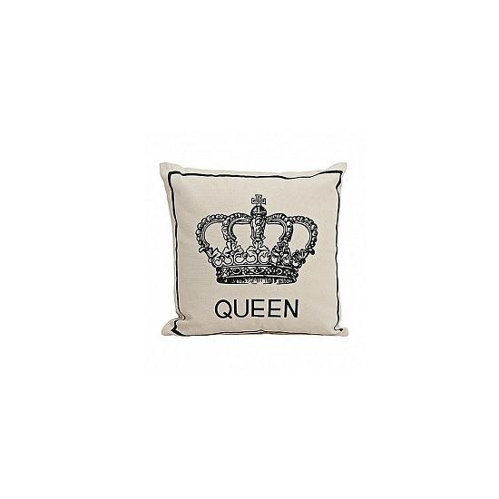 Kussen Queen 40x40 cm