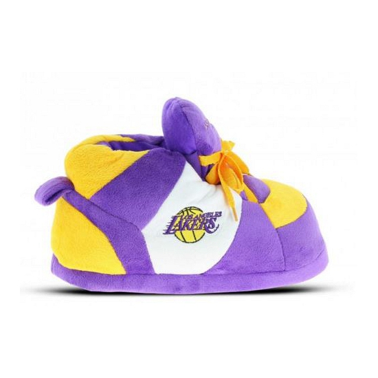 Sloffen en Pantoffels Bellatio Los Angeles Lakers heren sneaker sloffen