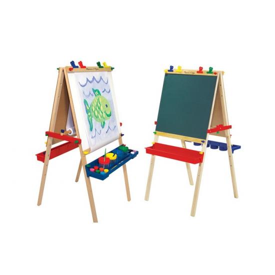 Luxe schildersezel voor kinderen