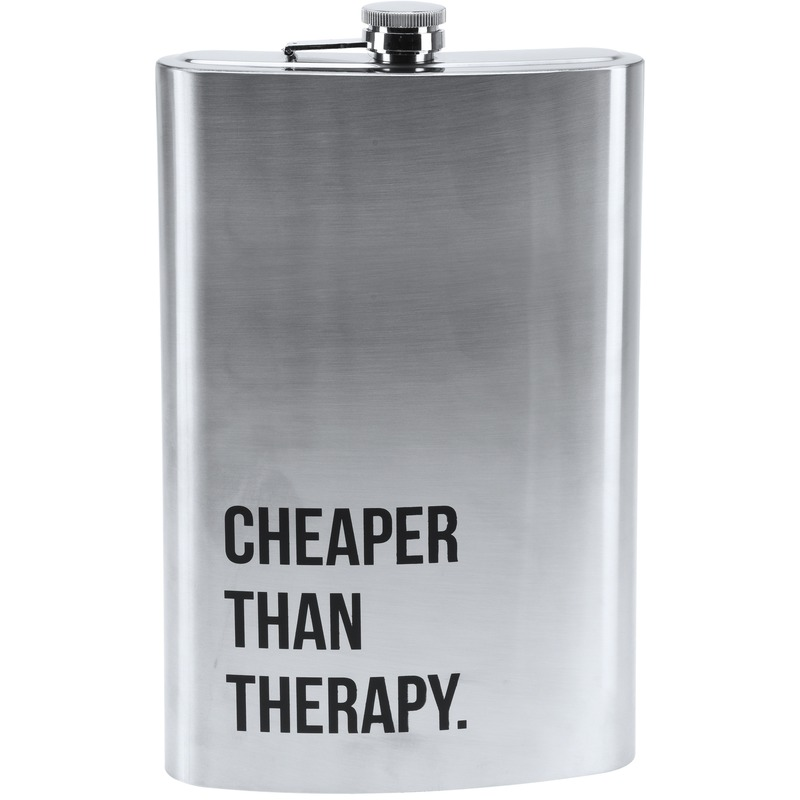 Mega heupfles 1800 ml Cheaper than therapy