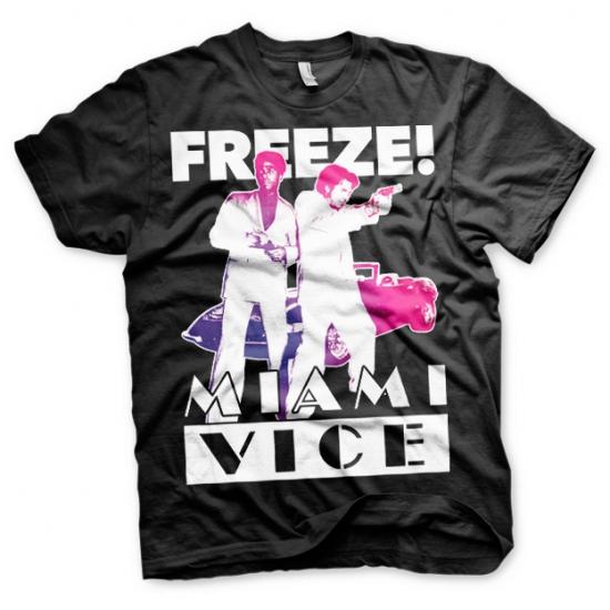 T shirts Miami Vice Freeze t shirt heren