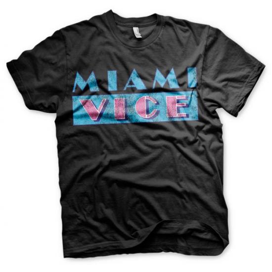 Bellatio Miami Vice t shirt heren T shirts