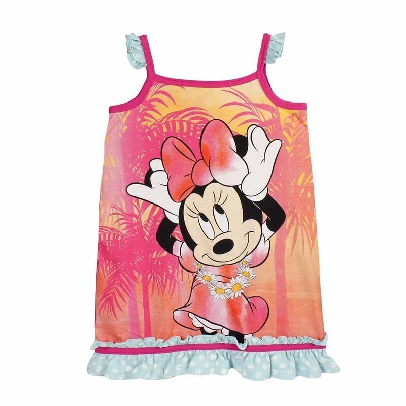 Rokjes en Jurken Minnie Mouse jurkje voor kinderen