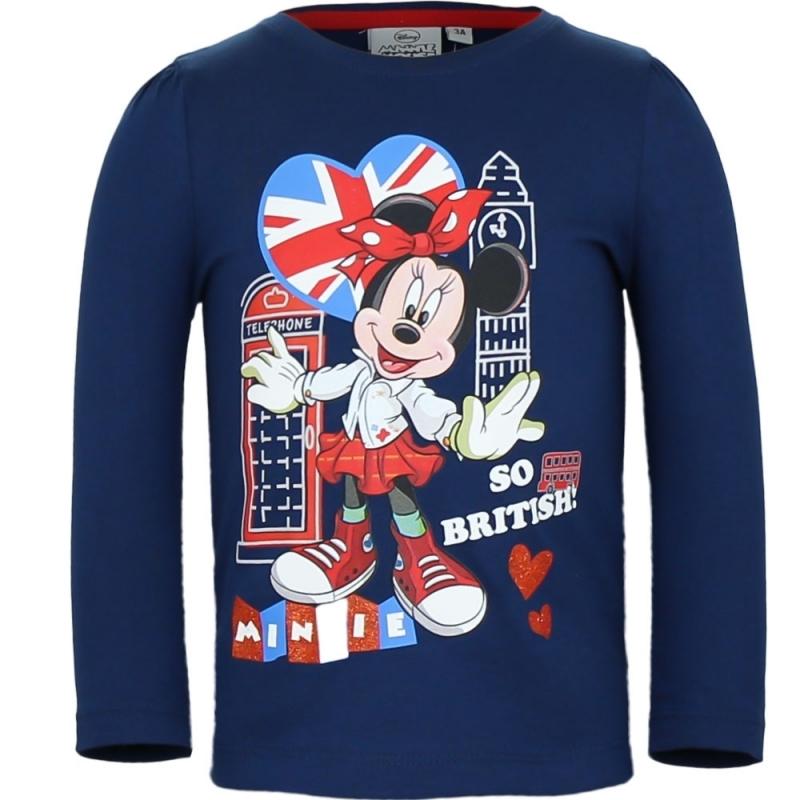 T shirts en poloshirts Disney Minnie Mouse t shirt blauw voor meisjes