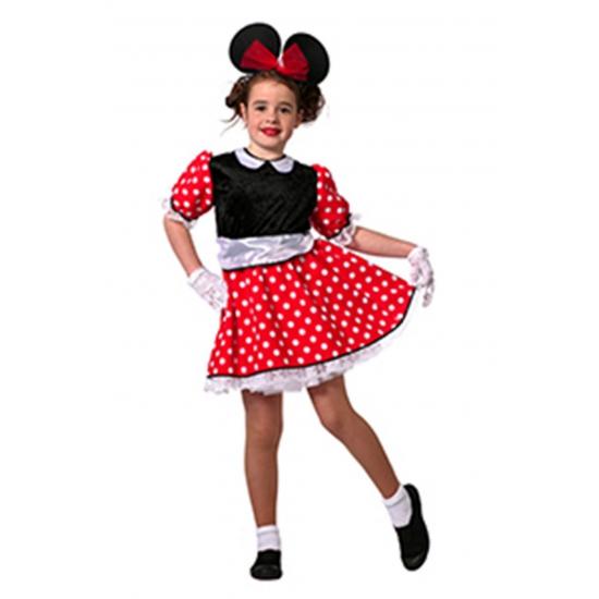 Muizen meisjes jurkje