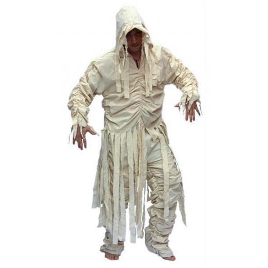 Mummiekostuum voor heren