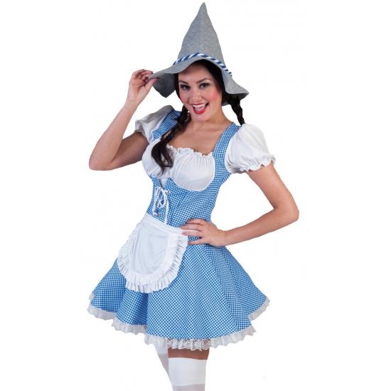 Oktoberfest - Beieren jurk voor dames 40-42 (L/XL) Multi