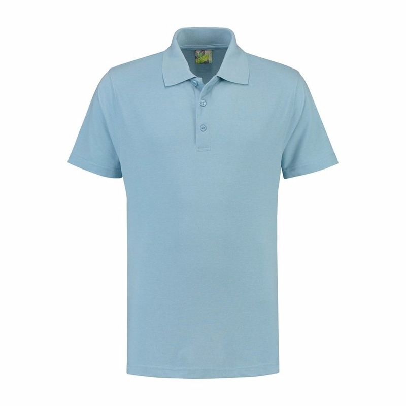 T shirts en poloshirts Lemon Soda Poloshirt heren lichtblauw