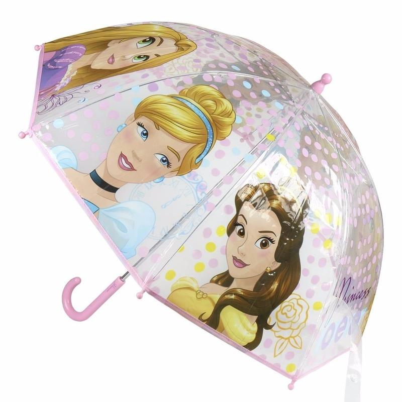 Prinsessen kinder paraplu roze Disney Outdoor Vakantie