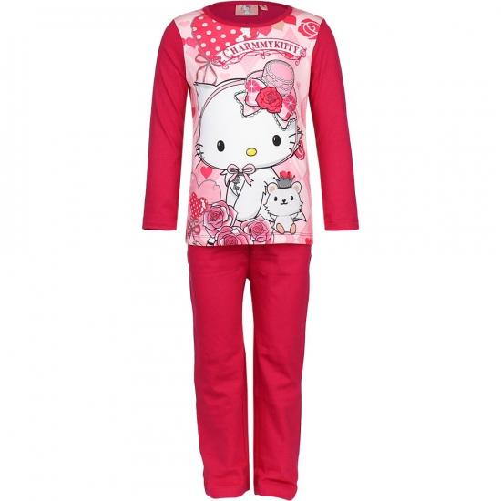 extra goedkoop 8% Korting Pyjama Hello Kitty roze