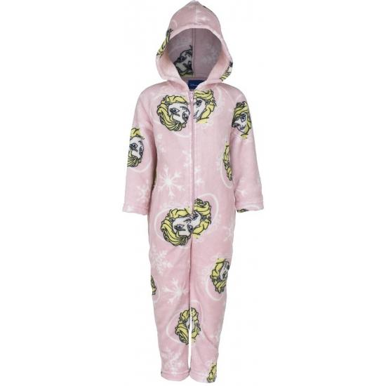 Roze Frozen onesie voor kinderen Disney Overige kleding