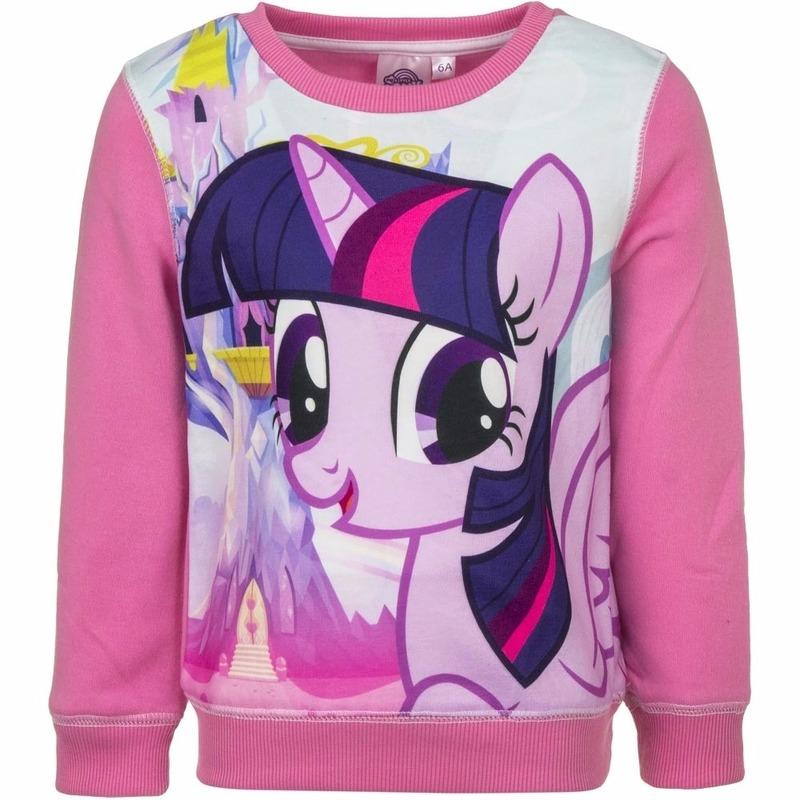 Roze My Little Pony sweater voor meisjes My Little Pony Truien en sweaters