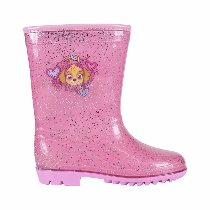 Paw Patrol Roze Paw Patrol regenlaarzen voor meisjes Schoenen en laarzen