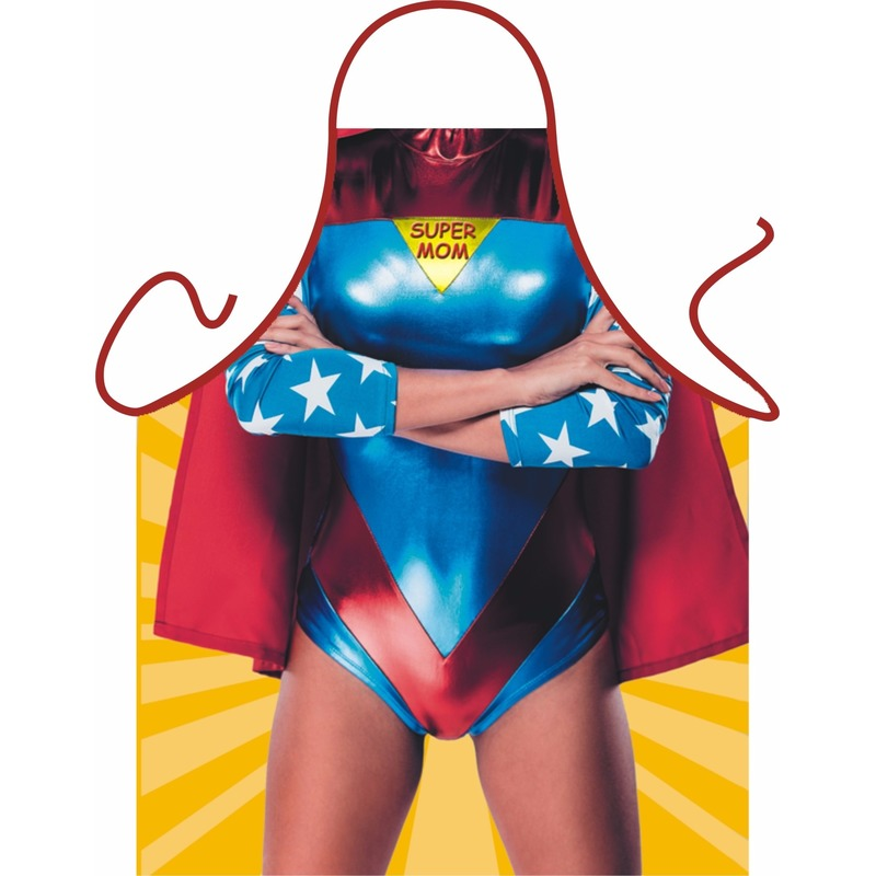 Sexy schort Super mom