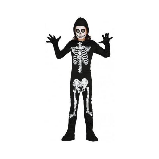 Skelet jumpsuit voor kinderen