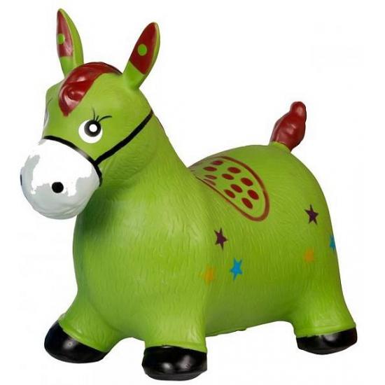 Skippy Paard Groen