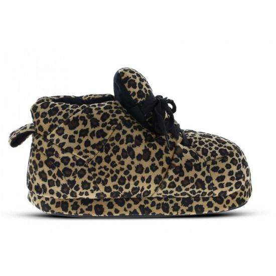 Sneaker sloffen meisjes luipaard bruin Bellatio beste prijs