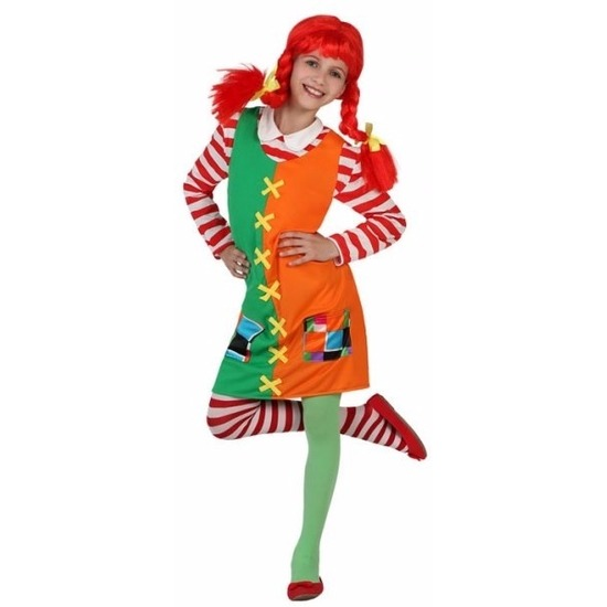Sterk meisje kostuum voor meisjes