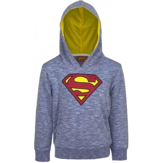 Truien en sweaters Superman capuchon sweater blauw voor jongens