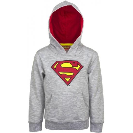 Superman Superman capuchon sweater grijs voor jongens Truien en sweaters