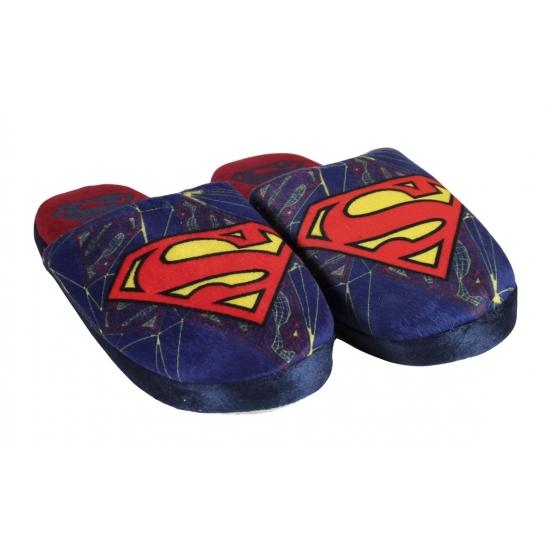 Superman instapsloffen voor kinderen 26-27 Multi