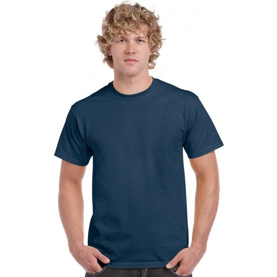 wijzer in geldzaken 17% Gildan T shirts en poloshirts Heren