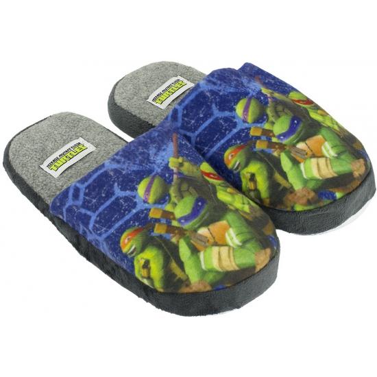 Turtles pantoffels blauw Ninja Turtles goedkoop online kopen