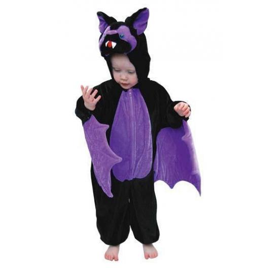 Vleermuiskostuum voor kinderen