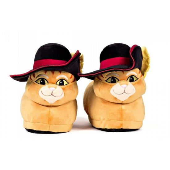 Sloffen en Pantoffels Bellatio Volwassenen Gelaarsde kat sloffen