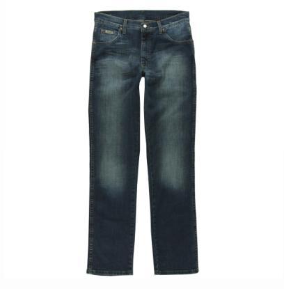Wrangler Texas stretch jeans vintage tint Wrangler voordeligste prijs