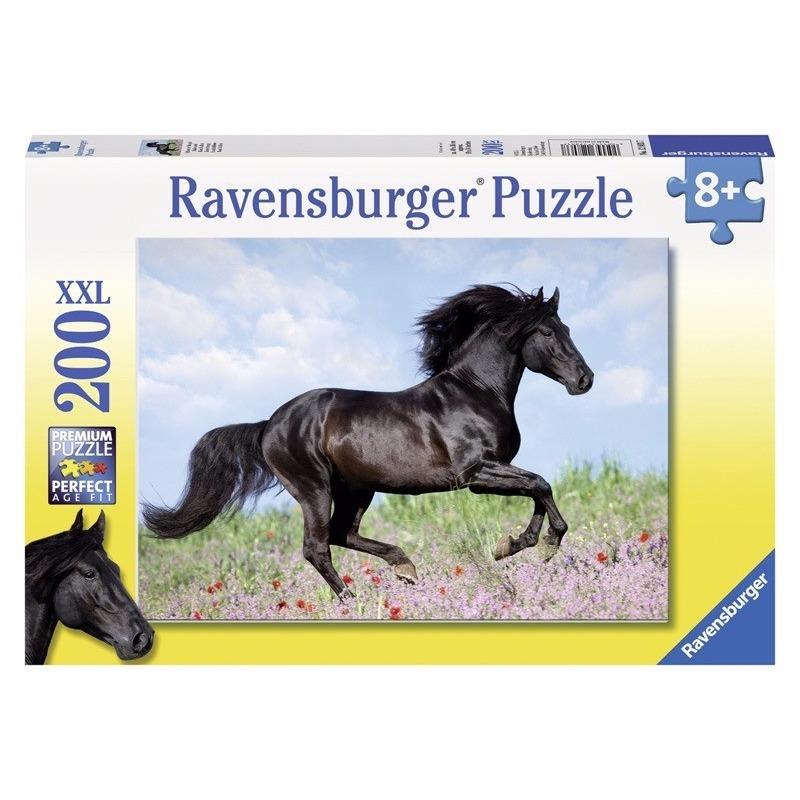XXL paarden puzzel 200 stukjes