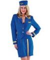 3-delig stewardessen pak