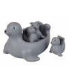 Badspeeltjes set zeehond