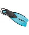 Blauwe Seac flippers verstelbaar