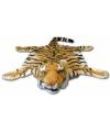 Bruin tijgervel 74 x 90 cm
