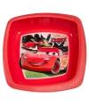 Cars schaaltje rood 16 cm