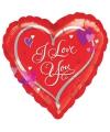 Folie ballon Love