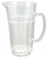 Glazen schenkkan 1,2 liter