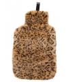 Kruik luipaard soft pluche