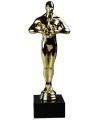 Luxe award beeldje 22 cm