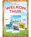 Mega poster Welkom thuis