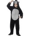 Onesie gorilla voor kids