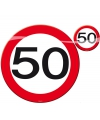 Placemats en onderzetters 50 jaar