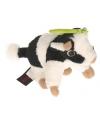 Pluche koeien sleutelhanger 15 cm