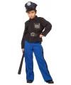 Politie pak kinderen