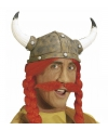 Rode Viking snor