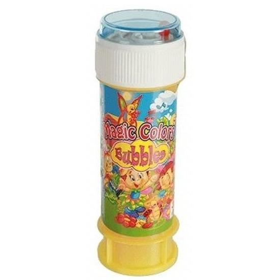 1x Bellenblaas met spelletje 60 ml speelgoed voor kinderen