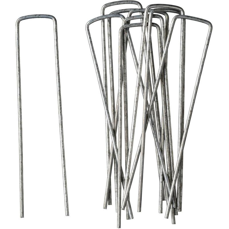 30x Gronddoekpennen/onkruiddoekpennen 14 cm