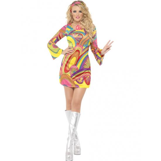1566246d555793 60s power flower dames kostuum - Carnavalskleding dames - Bellatio ...